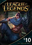 League of Legends  Gift Card - 1380 Riot Points - NA Server Only [Online Game Code]
