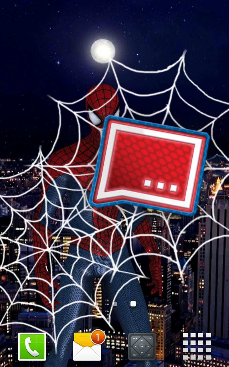 The Amazing Spider-Man 2 Live Wallpaper: Amazon.co.uk ...