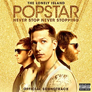 Book Cover: Popstar: Never Stop Never Stopping