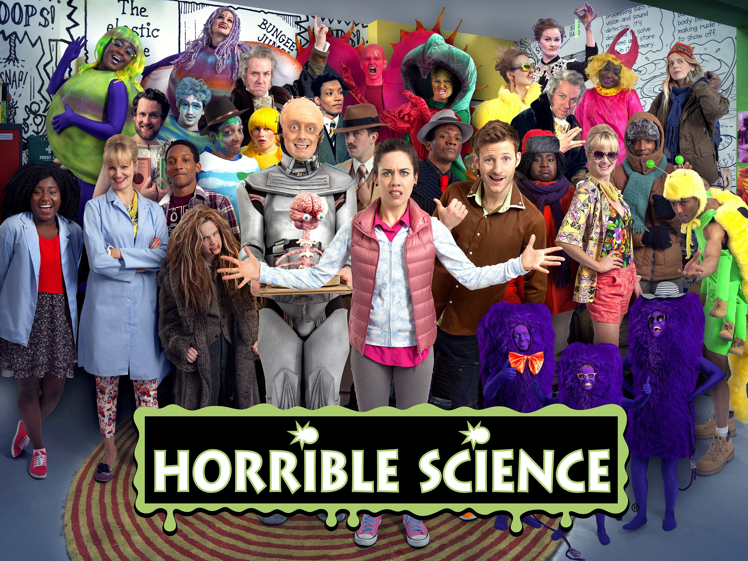 Horrible Science on Amazon Prime Instant Video UK