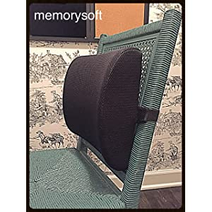 MemorySoft<sup>™</sup> Lumbar Support Pillow width=