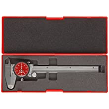Starrett 120 Series Dial Calipers, Inch, Stainless Steel