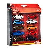 Dickie Toys Majorette Cars (10 Pack)