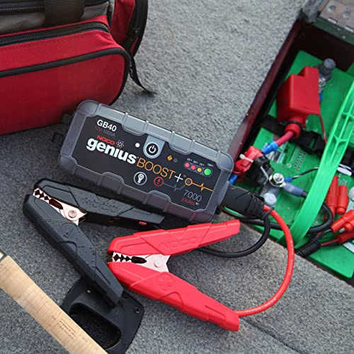 Genius Boost Plus GB40 Jump Starter