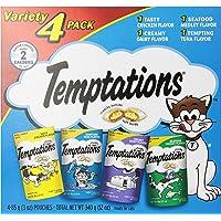 Temptations Classic Cat Treats Variety 4-Pack