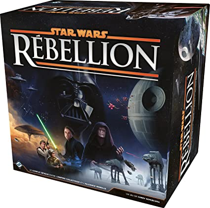 Asmodee - FFSWR01 - Star Wars - Rébellion