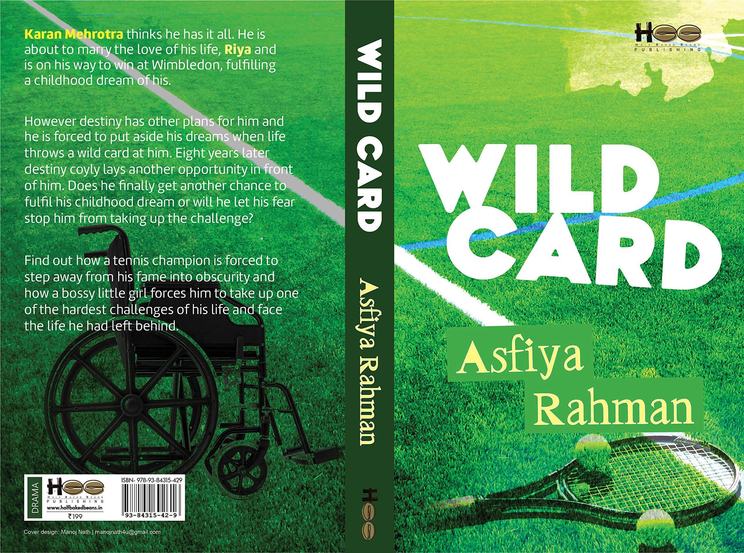 Image result for wild card by asfiya rahman