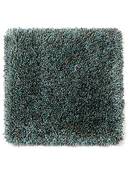 benuta tapis shaggy poils longs longues m ches m ches poesia pas cher bleu 120x170 cm. Black Bedroom Furniture Sets. Home Design Ideas