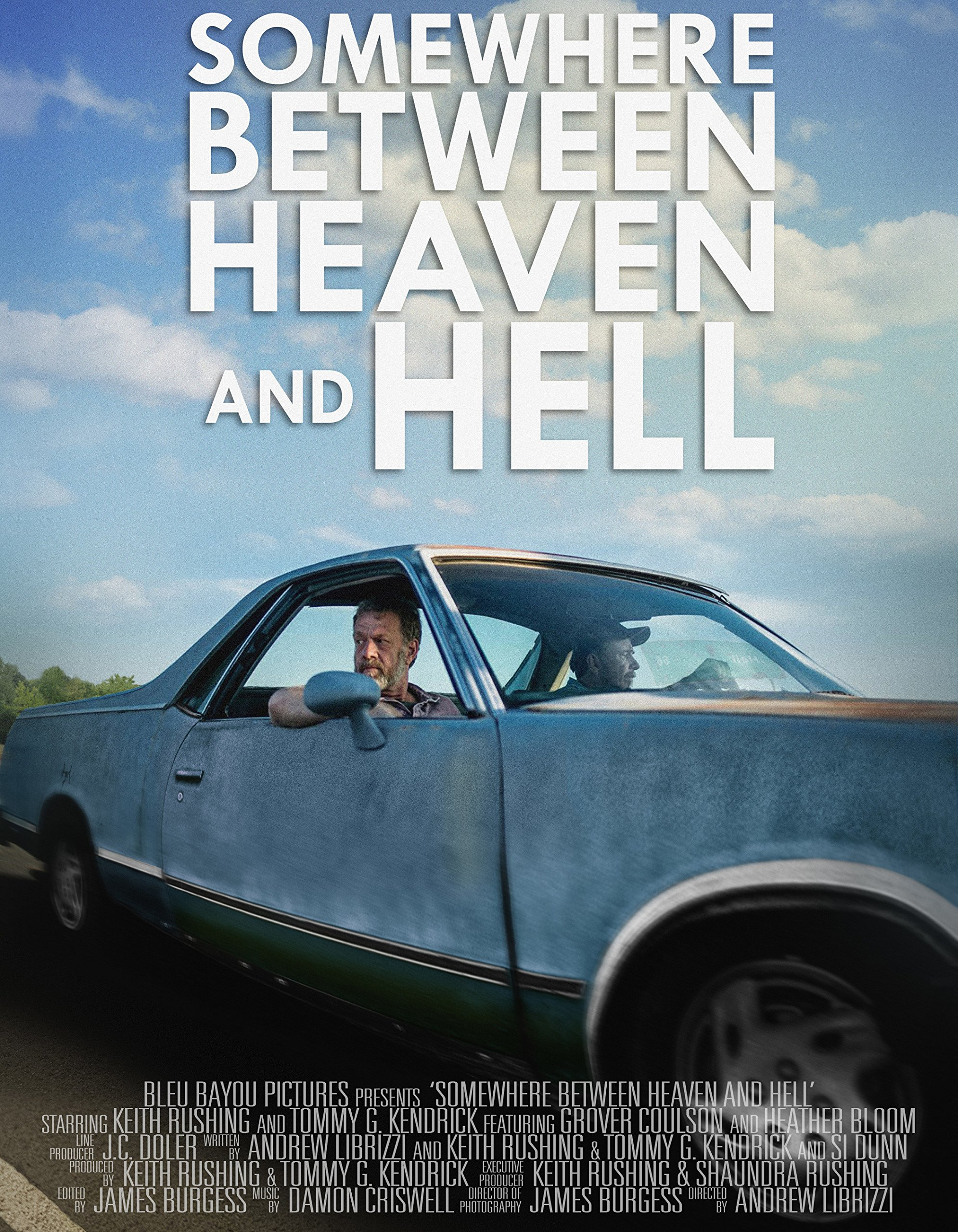 Somewhere Between Heaven and Hell on Amazon Prime Video UK