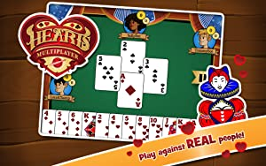 Hearts Multiplayer by Blue Frog Gaming