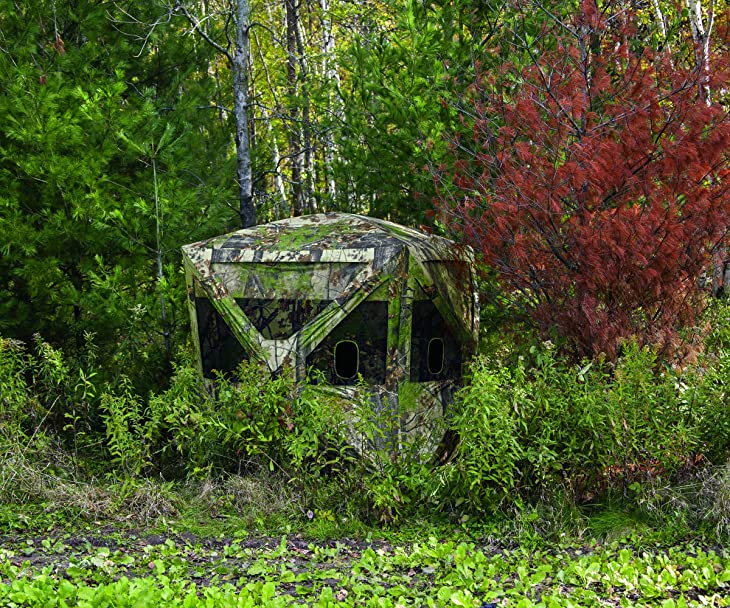best deer hunting blind