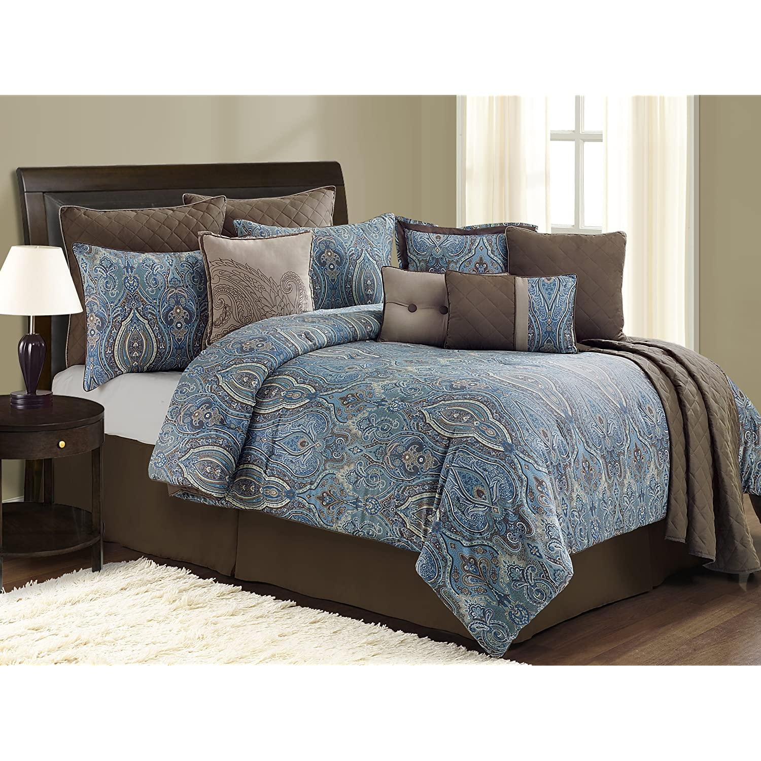 Comforter Sets Overstockcom Buy Fashion Bedding Online