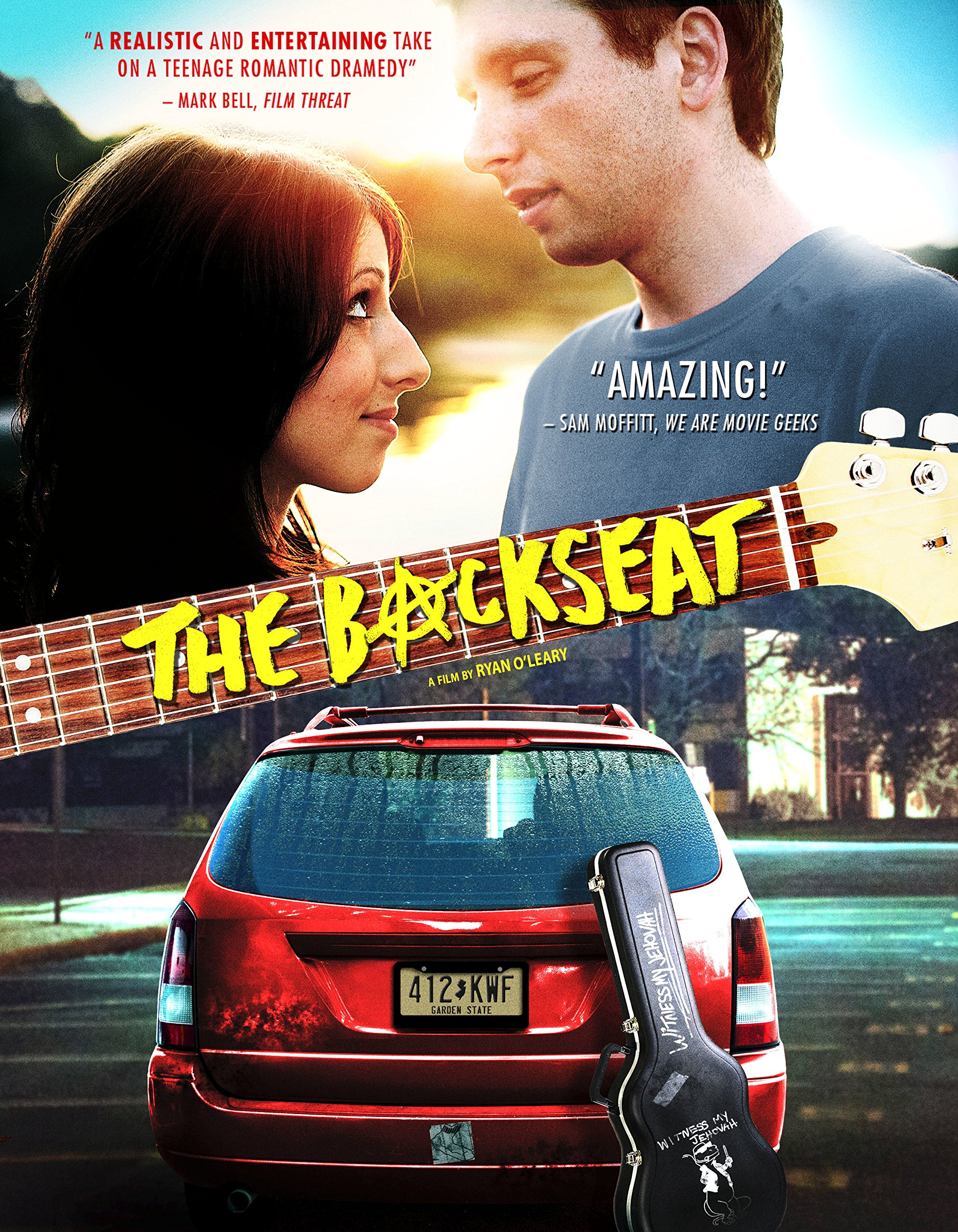 The Backseat on Amazon Prime Instant Video UK
