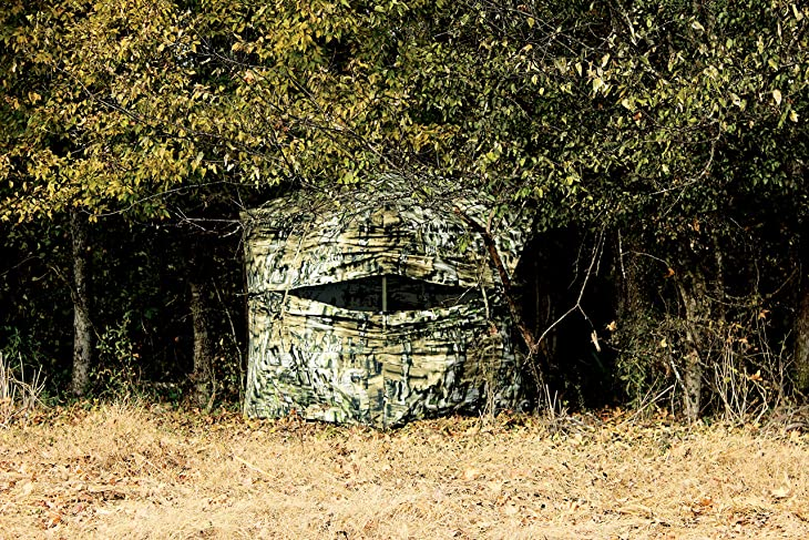 Primos Double Bull Deluxe Ground Blind Truth Camo