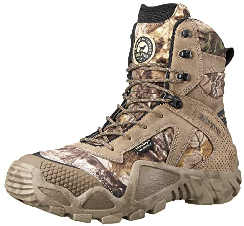 Irish Setter Men's Vaprtrek Waterproof 8 Inch Boot