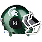 Nima Athletics NCAA Football Michigan State Spartans Wireless Bluetooth Speaker. Officially Licensed Portable Helmet Speaker by NCAA College Football - Medium