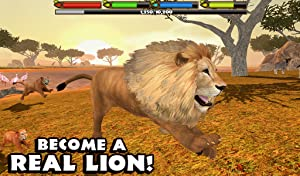 Ultimate Lion Simulator by Gluten Free Games
