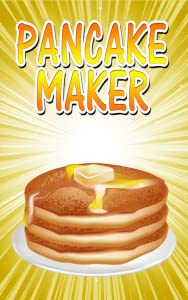 Pancake Maker from Kinga Gizzi