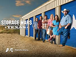 Storage Wars: Texas Season 3