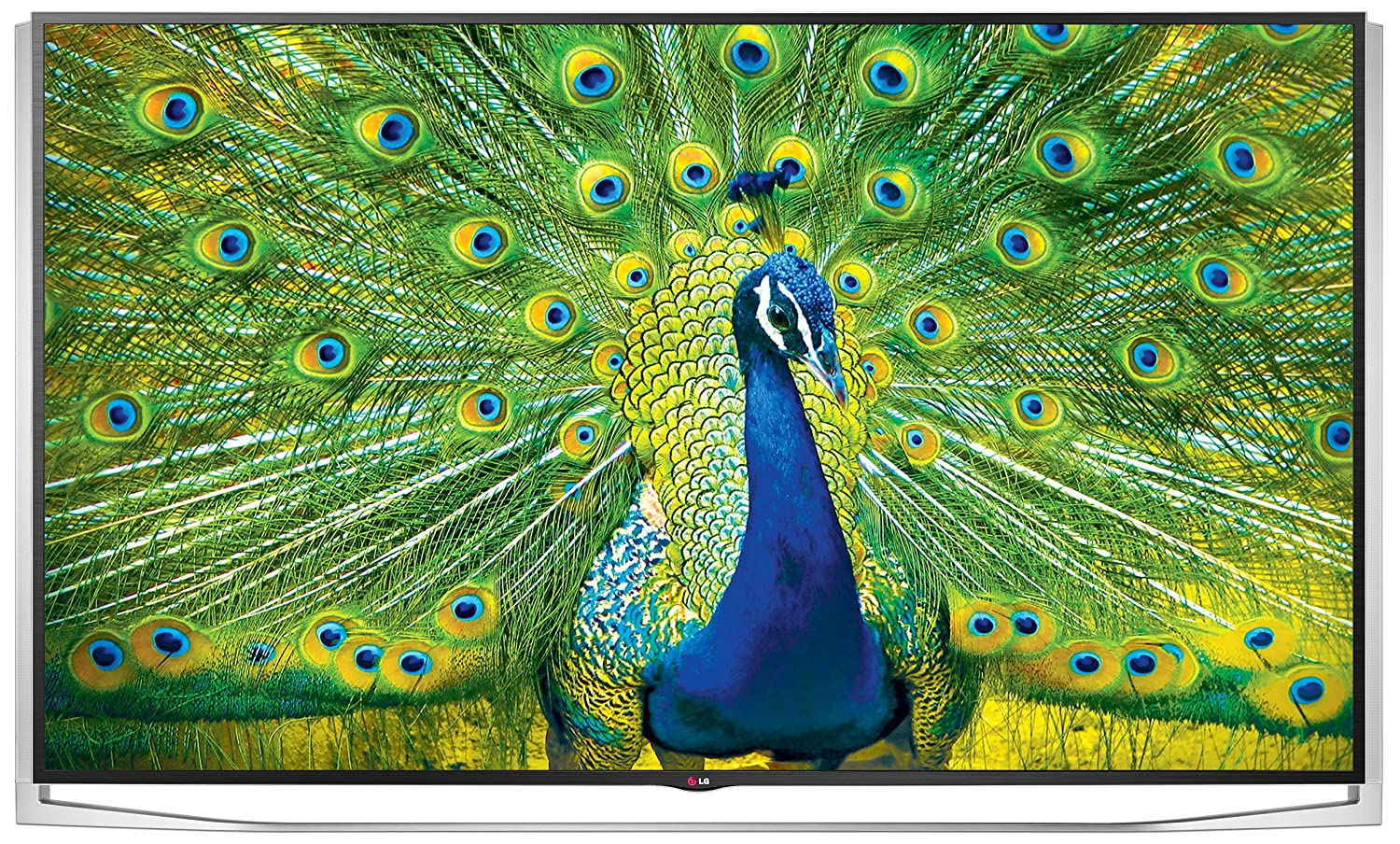 LG Electronics 79UB9800 79-Inch 4K Ultra HD 120Hz 3D LED TV (Big Game Special)