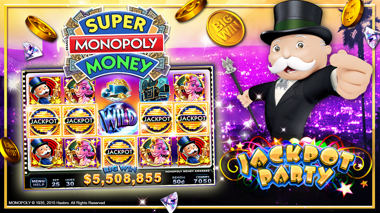 jackpot party casino online  android