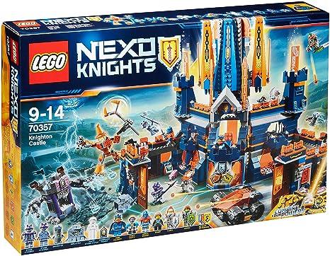 LEGO - 70357 - Nexo Knights - Jeu de Construction - Le Château de Knighton