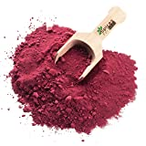SFL Beet Root Powder – Pure Beetroot Spice For Natural Food Coloring – Powerful Superfood - Add to Smoothies and Beverages As A Nutrition Nitric Oxide Booster (5 LBS) (Tamaño: 5 LBS)