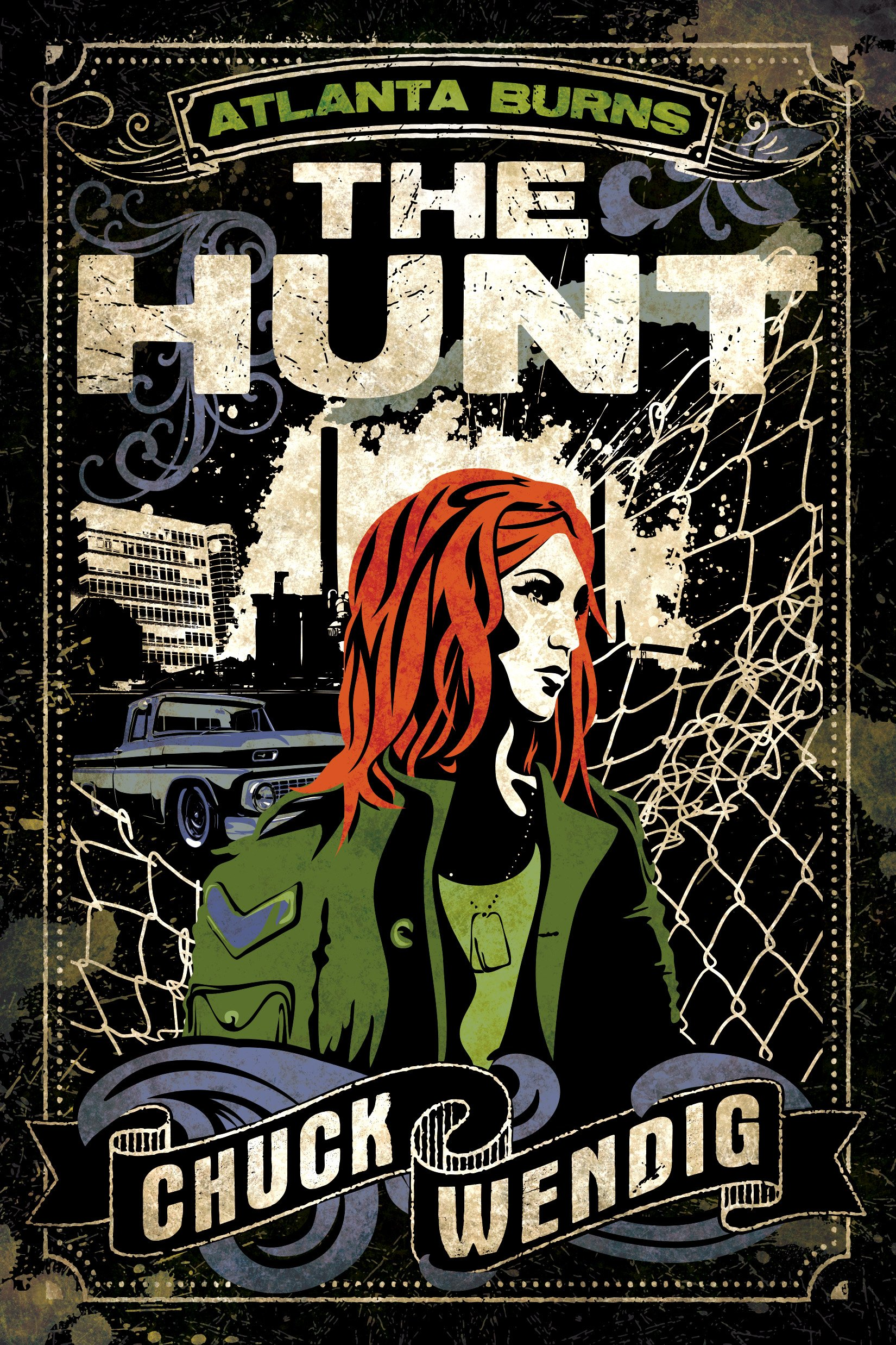 Out Now — Atlanta Burns: The Hunt