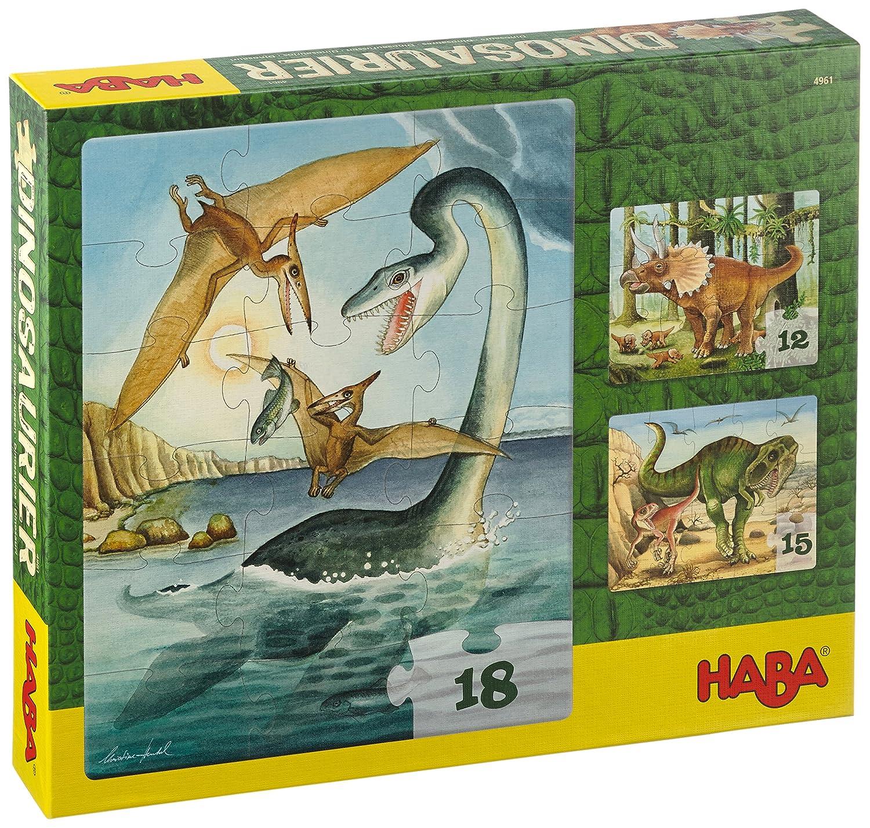 HABA 4961 – Puzzles Dinosaurier online bestellen