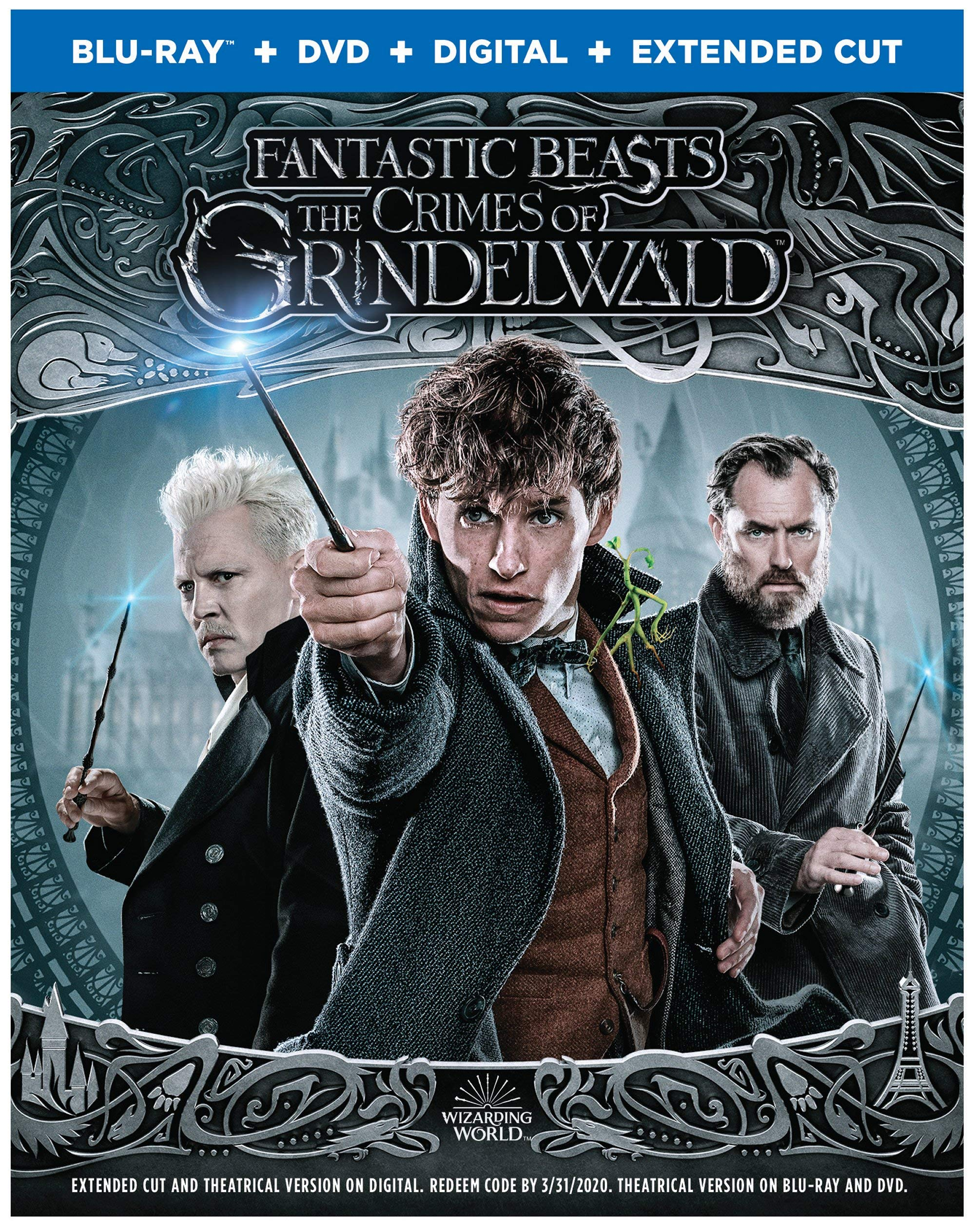 Fantastic Beasts Crimes