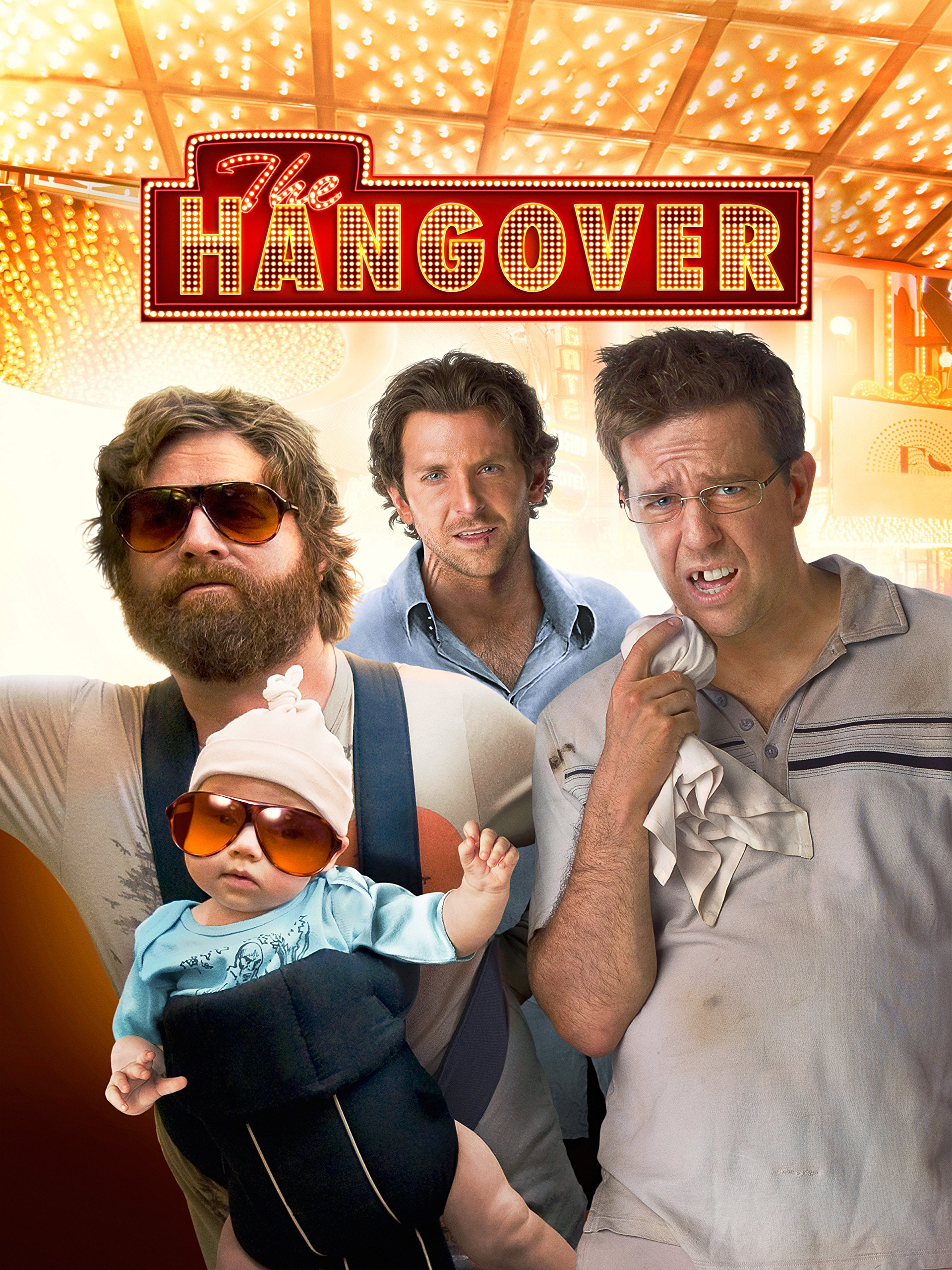 The Hangover on Amazon Prime Instant Video UK