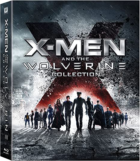X-Men and the Wolverine Collection (X-Men / X2: X-Men United / X-Men: The Last Stand / X-Men Origins: Wolverine / X-Men: First Class / The Wolverine) [Blu-ray]