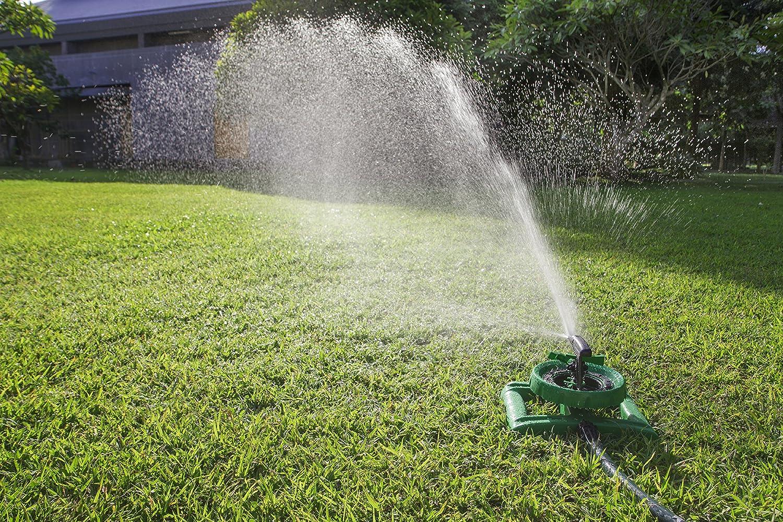long range impulse sprinkler system sturdy sprinklers water entire lawn and. Black Bedroom Furniture Sets. Home Design Ideas