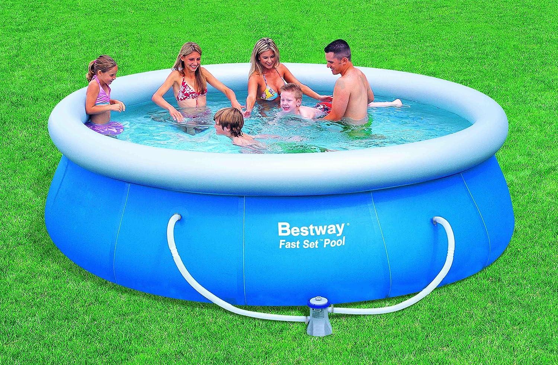 Bestway Fast Set Pool | Swimmingpool Test