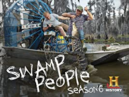 Swamp People Season 6