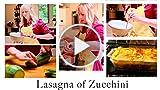 Lasagna of Zucchini
