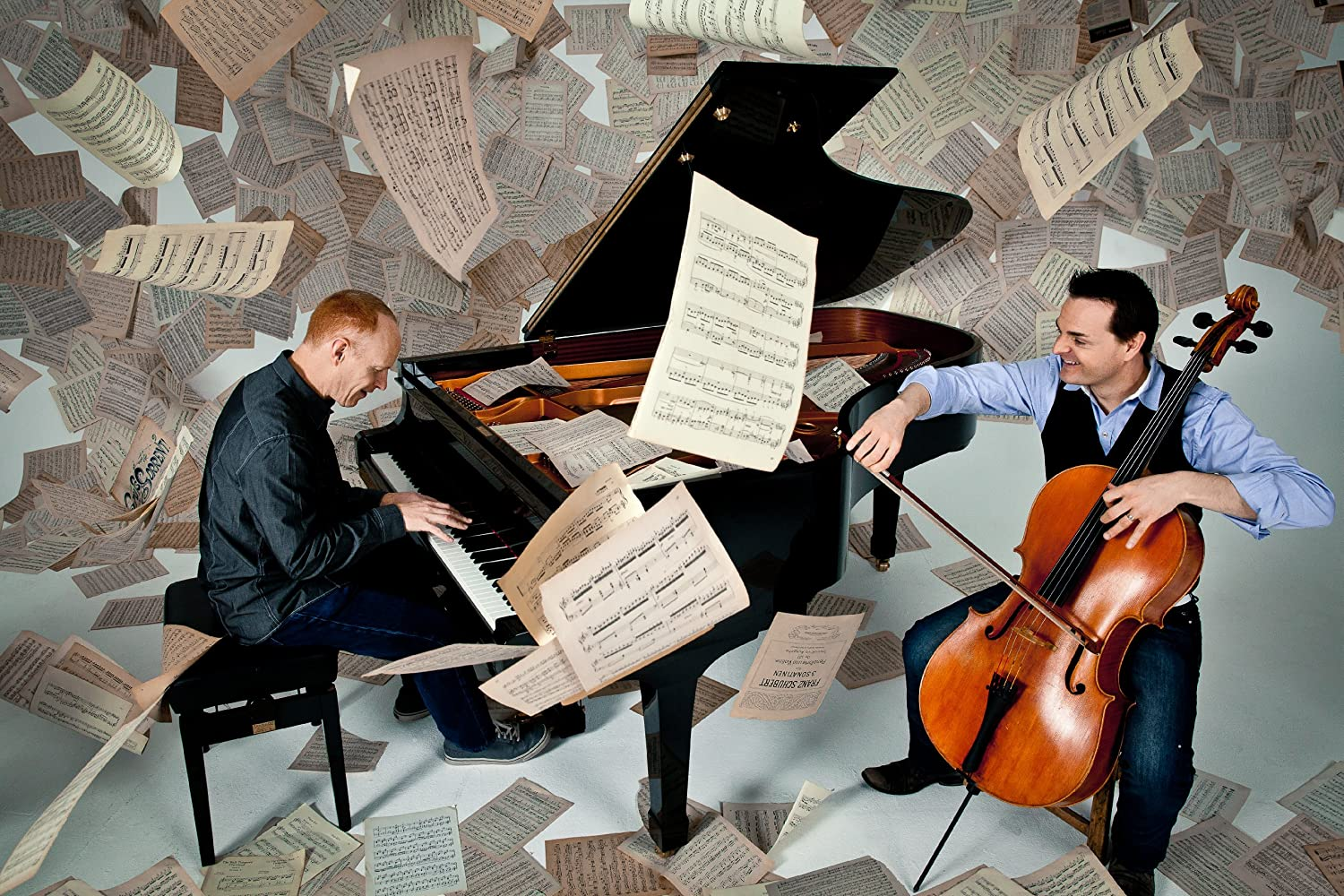 Kawai pianos and the Piano Guys