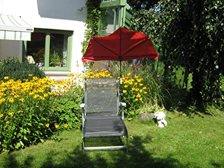 Plage–sont–Set avec coussin de nuque–5,5Kg–Stabielo Aluminium léger–réglable Lehen–Relax–– Jardin