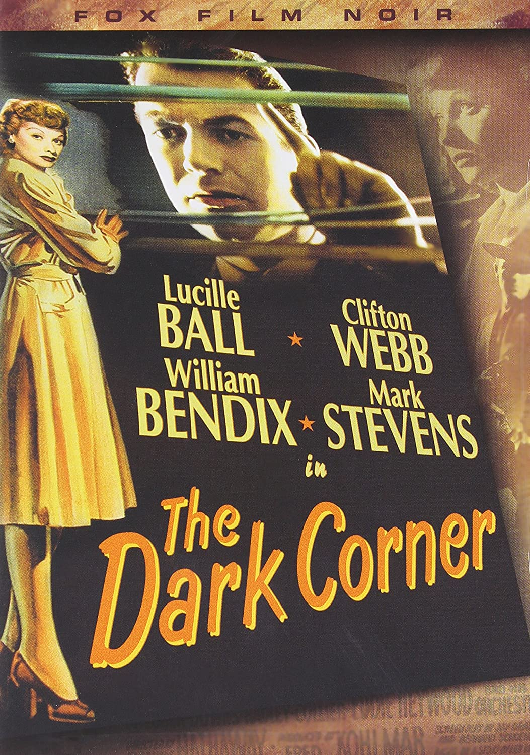 The Dark Corners