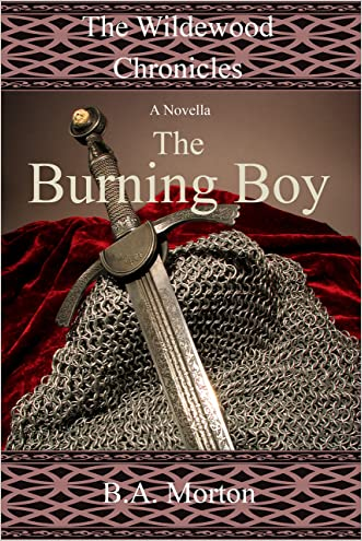 The Burning Boy: The Wildewood Chronicles Novellas written by B.A. Morton