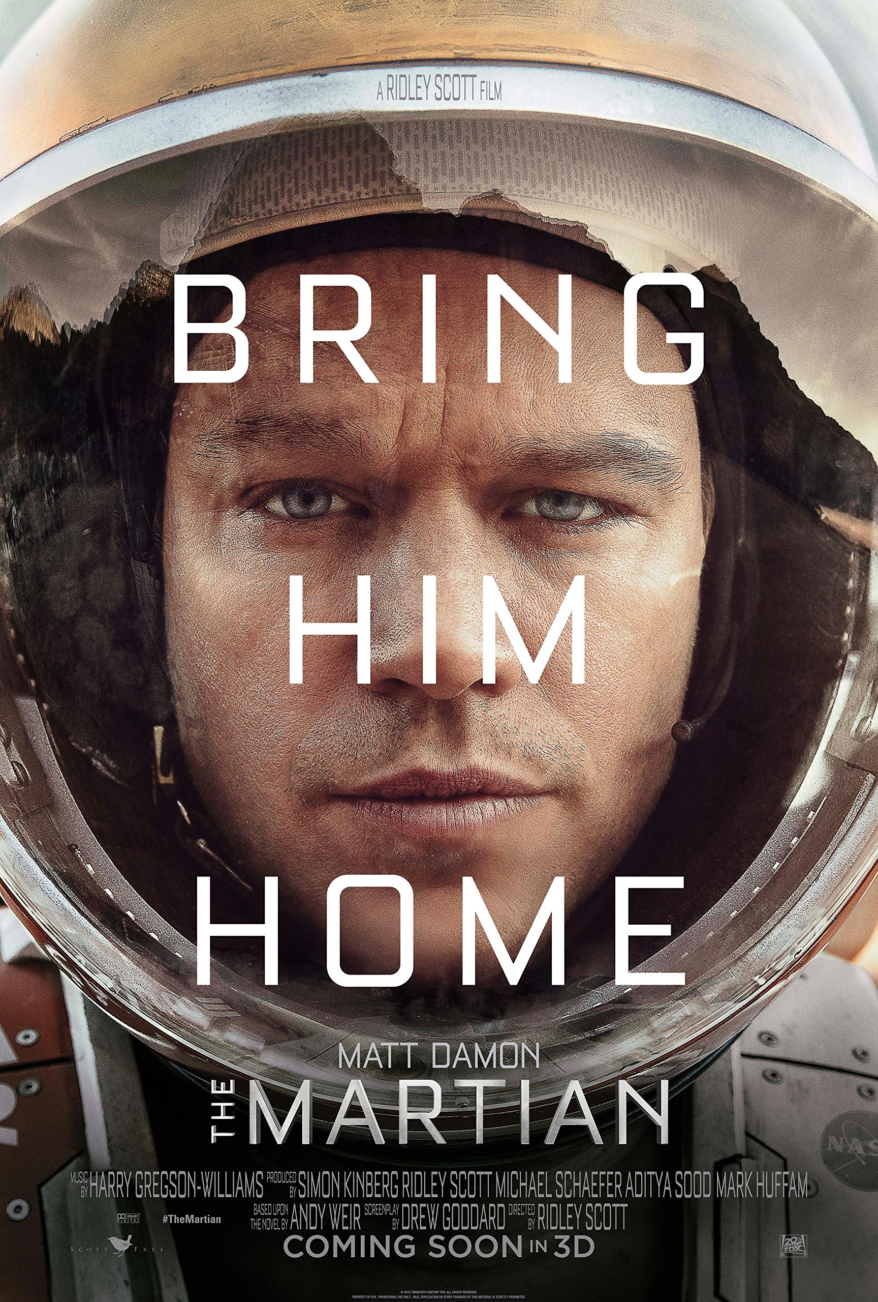 The Martian Photos