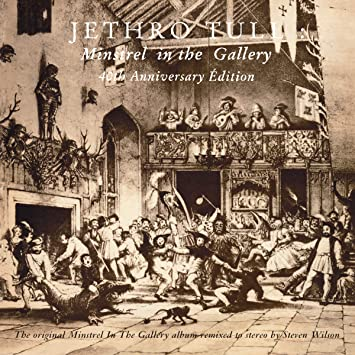 Jethro Tull – Minstrel in the Gallery: 40th Anniversary Edition