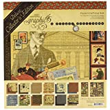 Graphic 45 4501806 Proper Gentleman Collection None