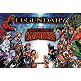 Legendary A Marvel Secret Wars Volume 2 Deck BuildingCard Game