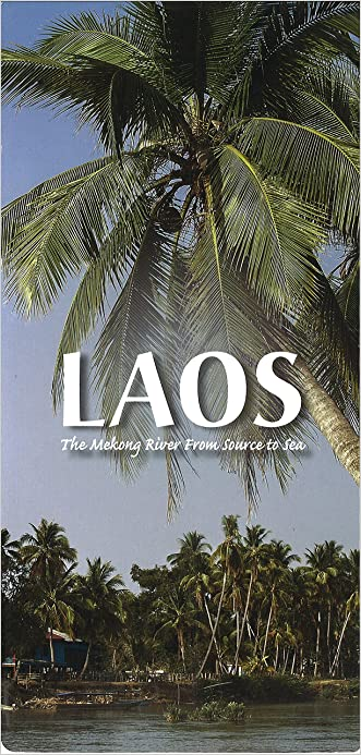 Laos : The Mekong River from Source to Sea