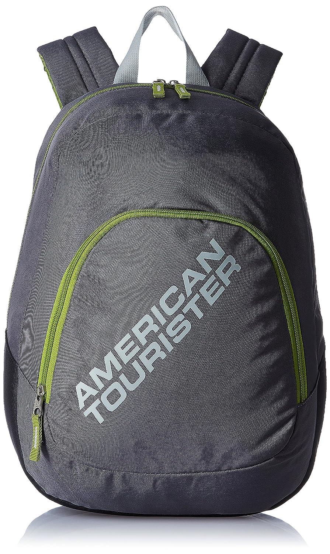 American Tourister Jasper Black Casual Backpack @ Amazon – Rs.472 – Fashion & Apparels