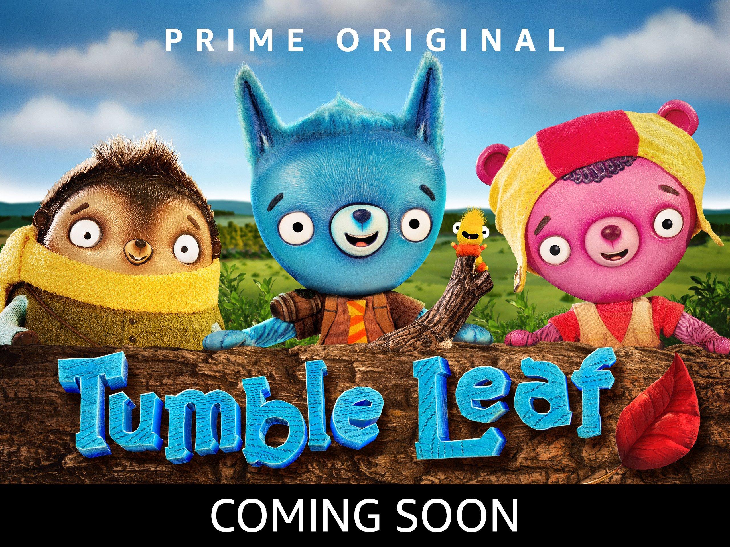 Tumble Leaf on Amazon Prime Instant Video UK