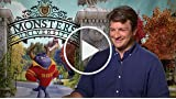Monsters University - Nathan Fillion Interview
