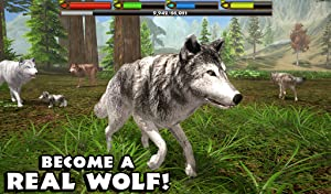Ultimate Wolf Simulator from Gluten Free Games
