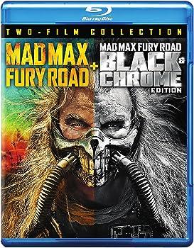 Mad Max: Fury Road Blu-ray